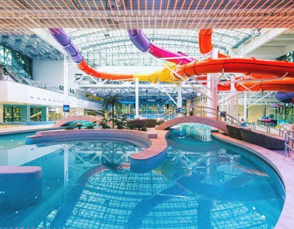 аквапарк в Лужниках