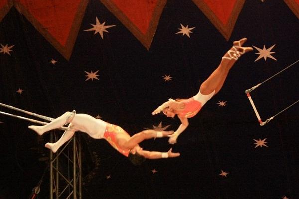 Цирк нашего детства