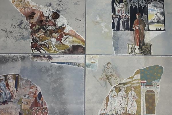 Художественная выставка «Гомер — Данте — Свифт»