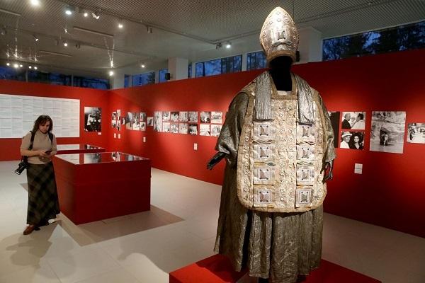 Выставка «Федерико Феллини: 100»