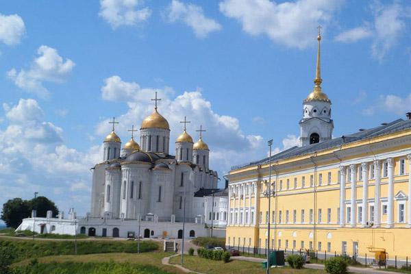 Экскурсия «Владимир — Боголюбово»