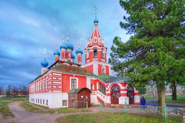 Экскурсия «Углич – Мышкин»