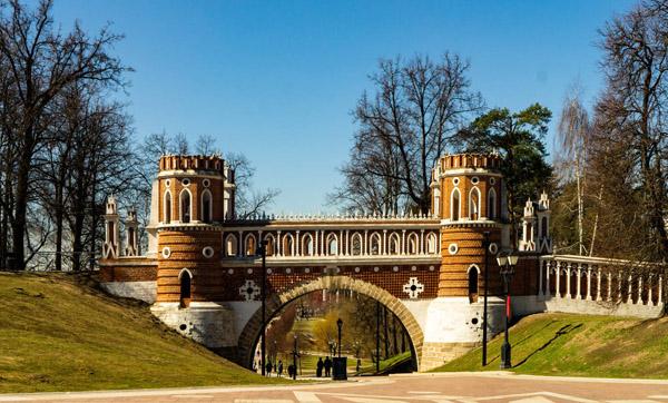 Экскурсия «Имперский размах в Царицыно»