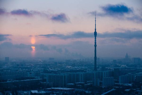 Билет на Останкинскую телебашню смотровая + экскурсия об устройстве башни