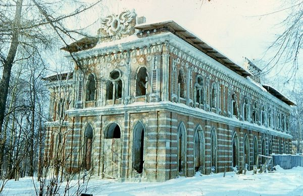 Оперный дом в Царицыно