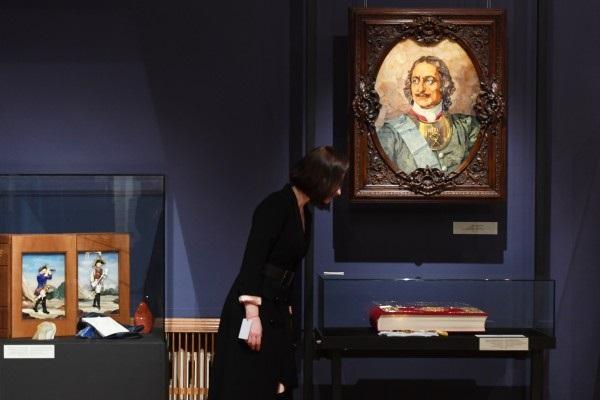 Выставка «Тайны реставрации. Янтарная комната и другие проекты»
