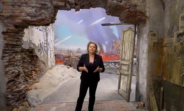Виртуальная экскурсия «Битва за Берлин. Подвиг знаменосцев»