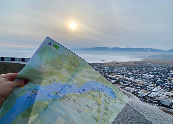 Онлайн-экскурсия «Южная оконечность Байкала. Мыс Шаманский»