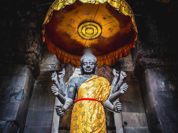 Онлайн-экскурсия «Ангкор Ват — величайший храм древней Камбоджи»