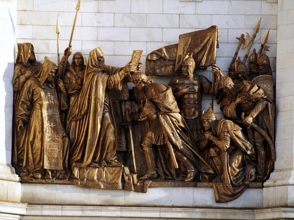 Онлайн-экскурсия «на диване» по Храму Христа Спасителя в Москве