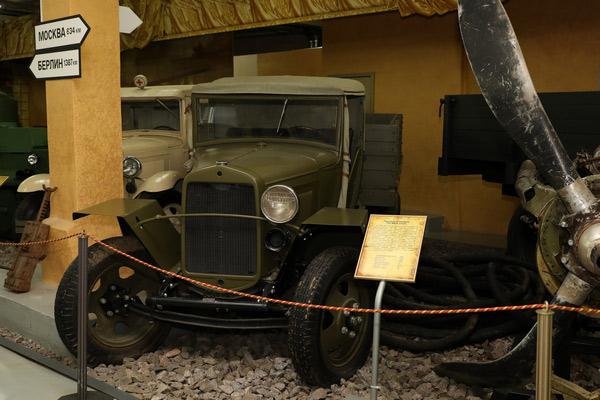 Виртуальная экскурсия «Моторы войны. Неизвестные, редкие, советские»