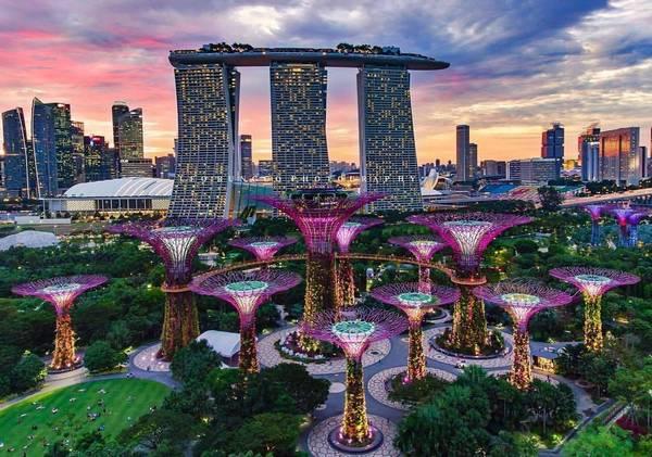 Онлайн-экскурсия «Сингапур: из прошлого в будущее»
