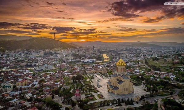 Онлайн-экскурсия по Тбилиси «Загадки прошлого и реалии современности»