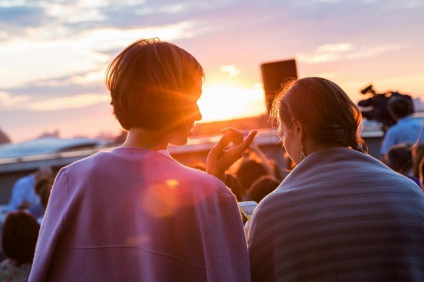 новый сезон проекта «Музыка на крыше» открывается на ВДНХ