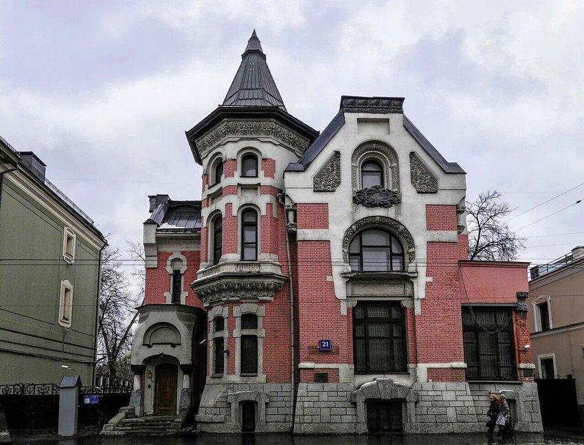 Экскурсия «Силуэты московского модерна»
