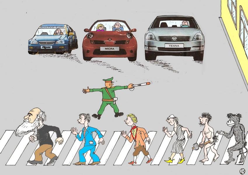 Выставка художника карикатуриста Владимира Солдатова «Зуд мудрости»