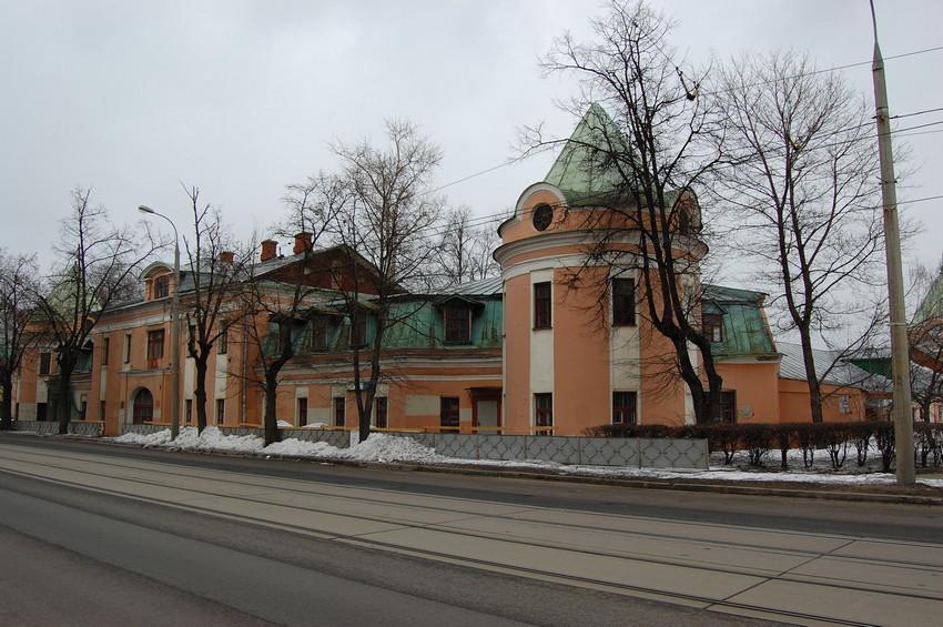 Усадьба Петровско-Разумовское