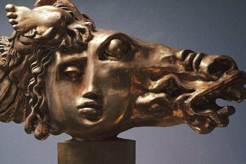 Выставка «Александр Бурганов. Сюрреализм. Скульптура, графика, инсталляция»
