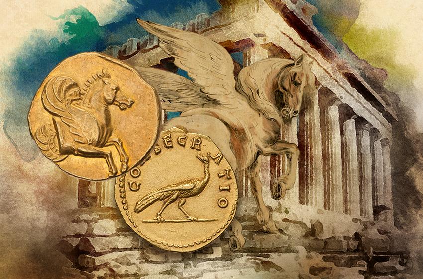 Выставка «Животные на монетах»