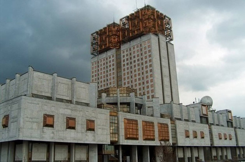 Обзорная экскурсия по набережным Москвы
