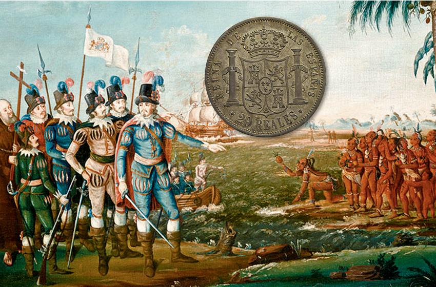 Выставка «От талера до доллара. Эпоха серебра»
