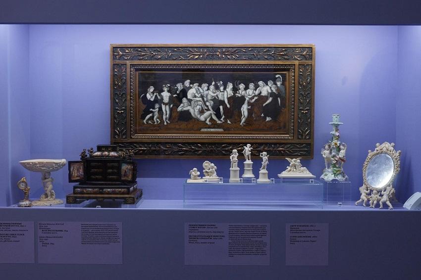 Выставка «Богов античных дивные черты…»