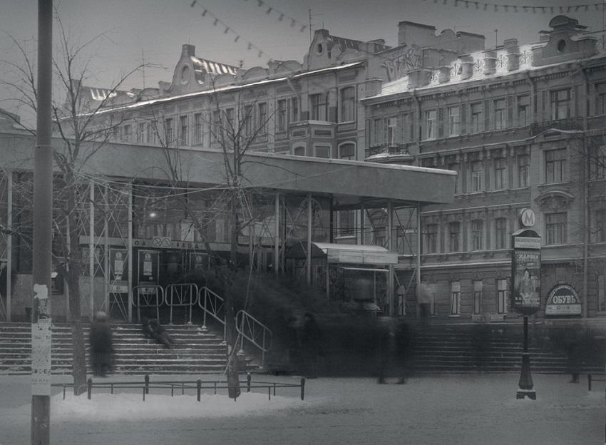 Выставка «Алексей Титаренко. Город теней»