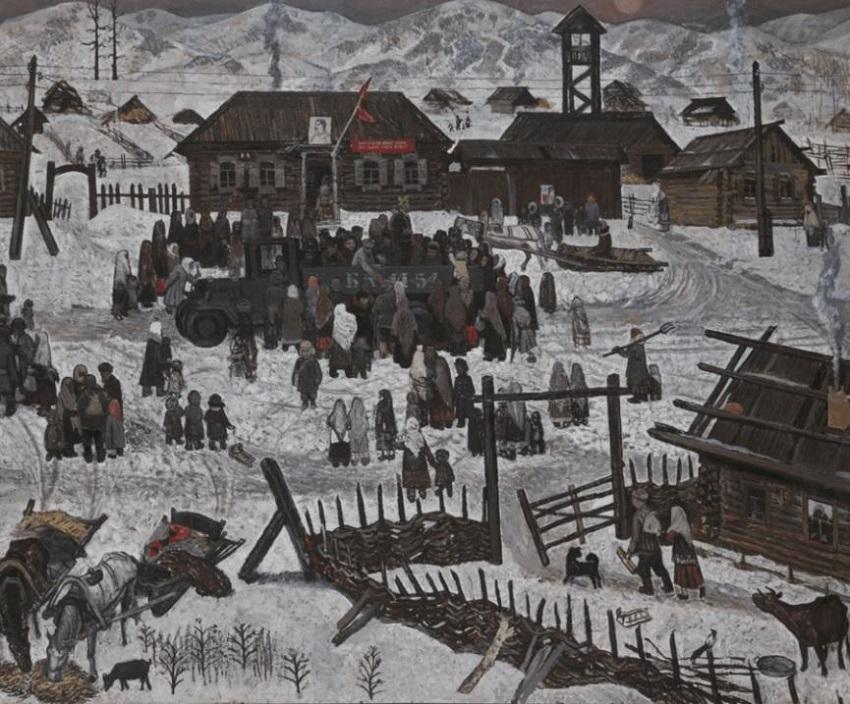 Выставка «Война»