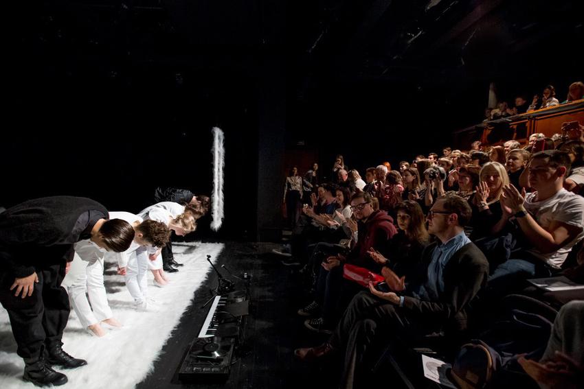 XV Международный фестиваль-школа современного искусства «Территория»