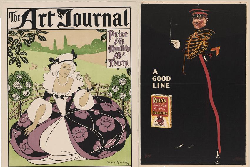 Выставка «Реклама как искусство. Британский постер конца XIX — начала XX веков»