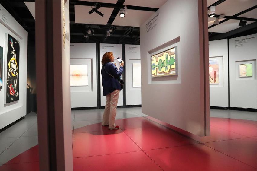 Выставка «Выбор Костаки»