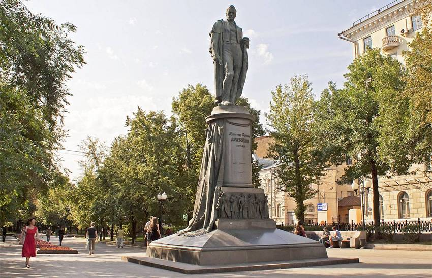 Экскурсия Мясницкая улица — ремесленная, дворянская, купеческая