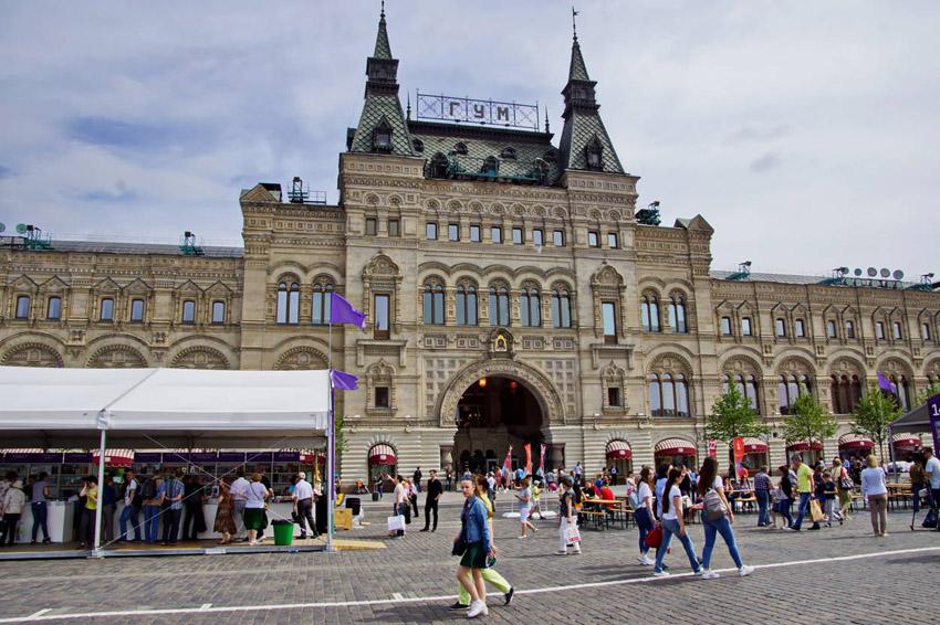 Экскурсия «Красная Площадь — сердце столицы»