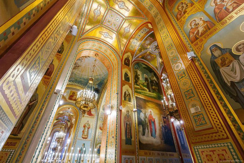 Экскурсия «Храм Христа Спасителя + смотровая площадка»