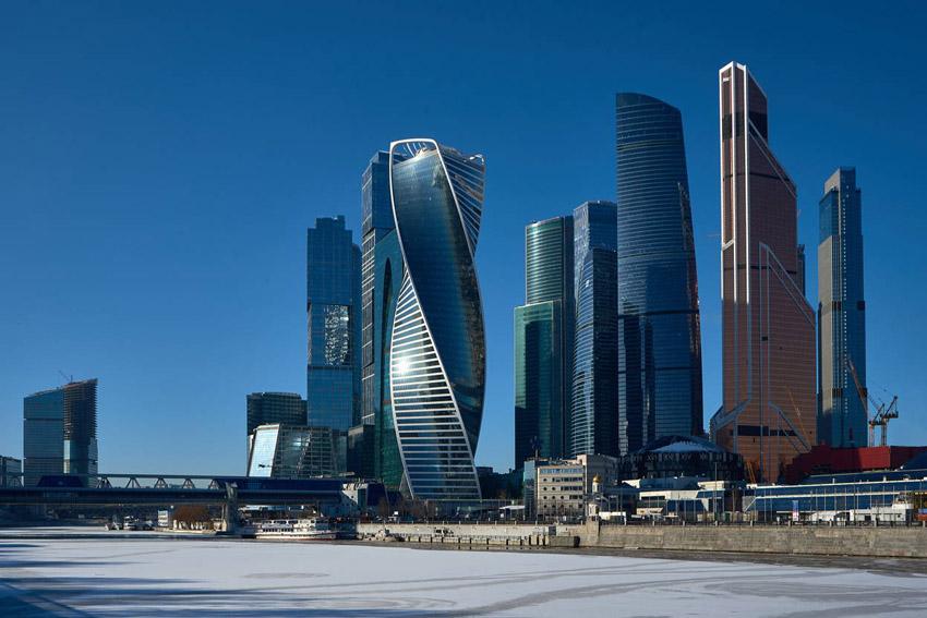 Деловой район Москва-Сити: экскурсия в мини-группе с посещением смотровой