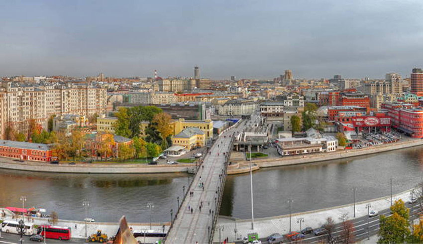 Обзорная экскурсия по Москве + прогулка по Красной площади