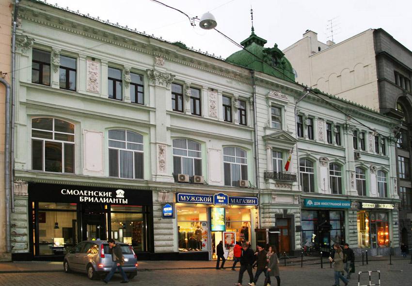 Экскурсия «Проходные дворы Москвы»
