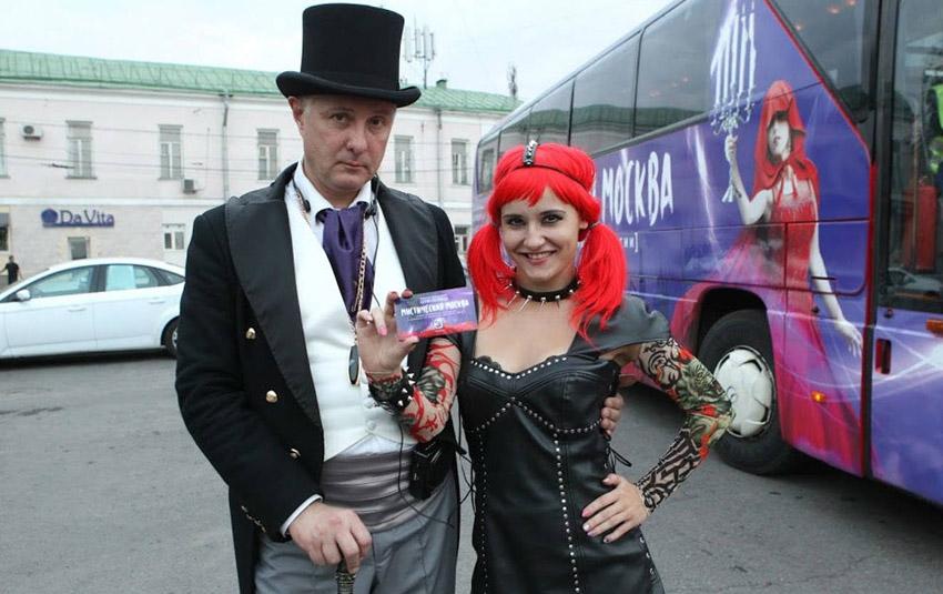 Экскурсия Москва территория призраков (театрализованная)