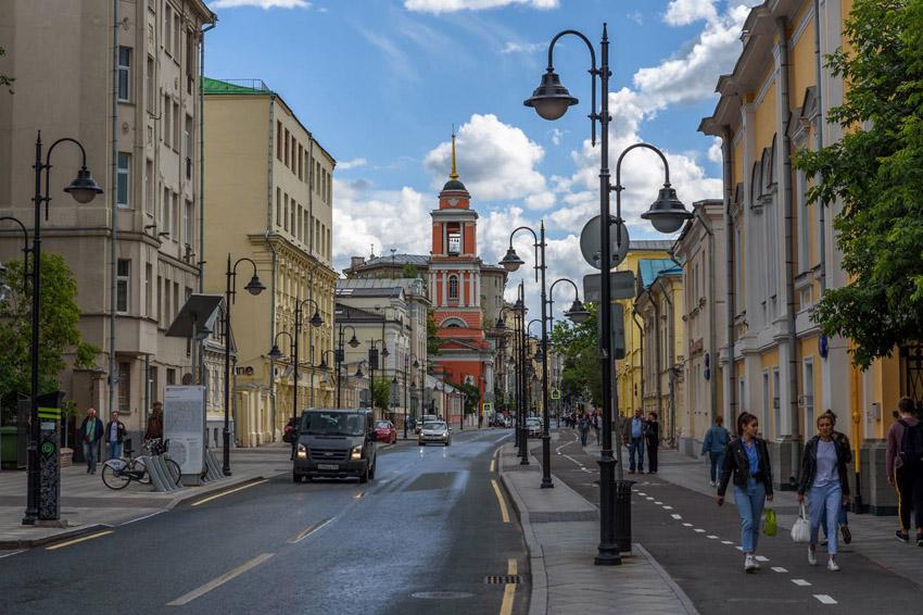 Экскурсия «Один день в Москве»