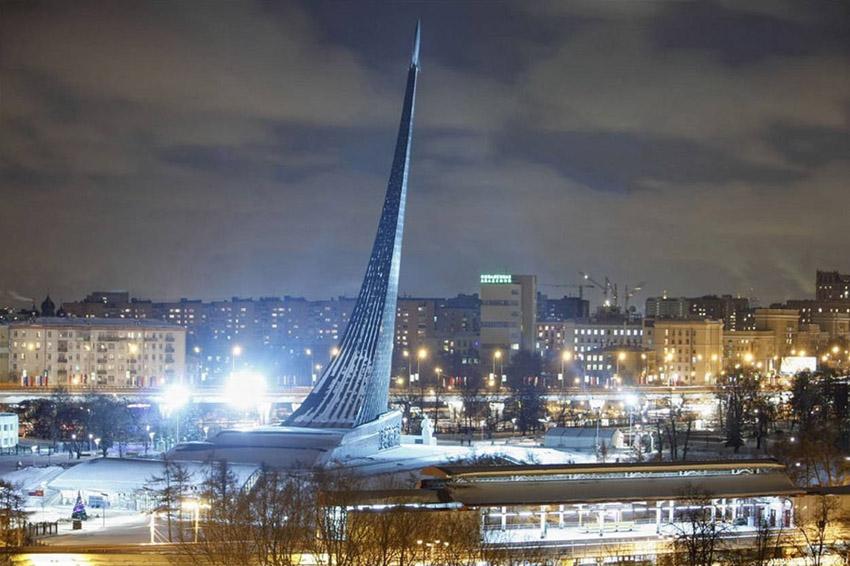 Экскурсия «Космические тропы Москвы»