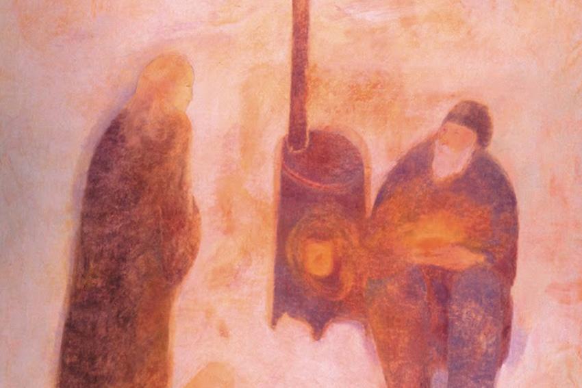 Выставка «Элиде Кабасси. Предел и бесконечность»