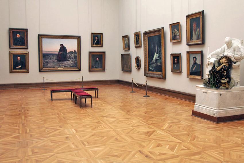 С 16 ноября в Москве прекращают работу все федеральные музеи