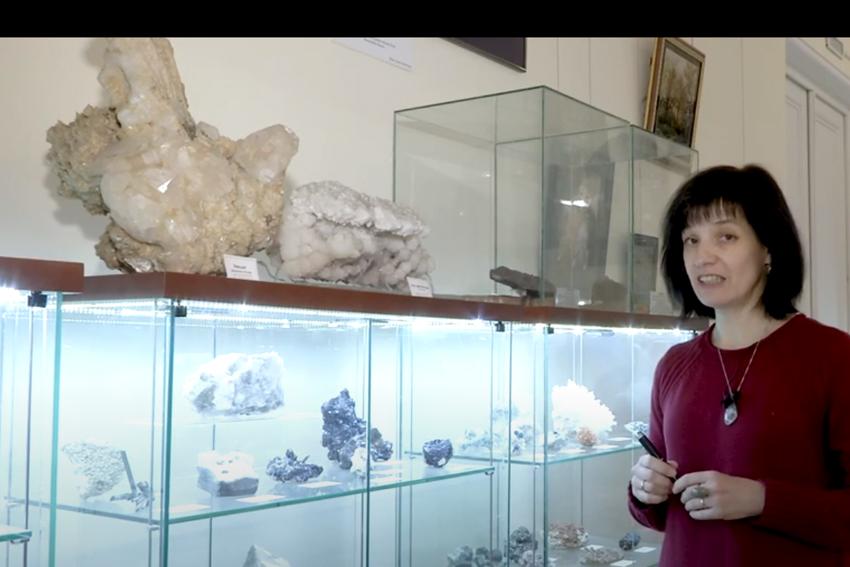 Виртуальные проекты в государственном геологическом музее
