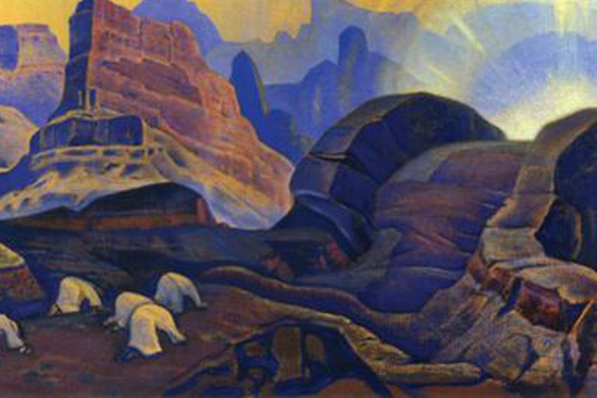 Виртуальная выставка «100 шедевров Музея Востока»