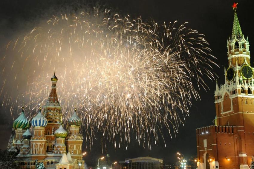 Онлайн-лекция «Отмечая начало нового года. Кремлевские куранты»