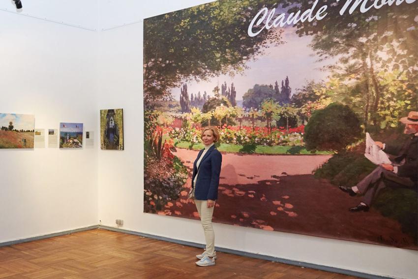 Выставка «Клод Моне. Гений импрессионизма»
