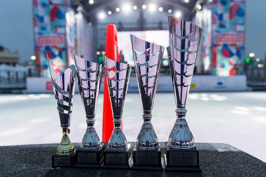 Спортивный фестиваль «Московские молнии»