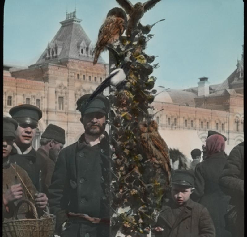 Выставка «Цветные осколки империи»