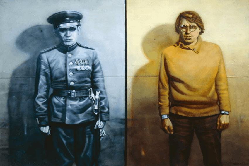 Экспозиция «Война» в Третьяковской галерее