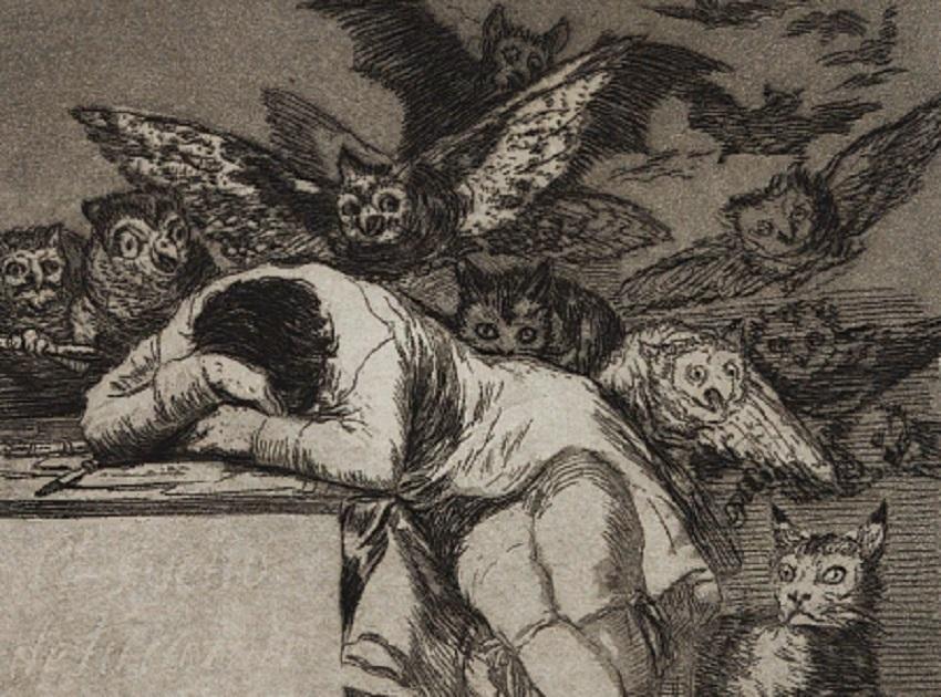 Выставка гравюр «Гойя и Дали: тайные пороки»